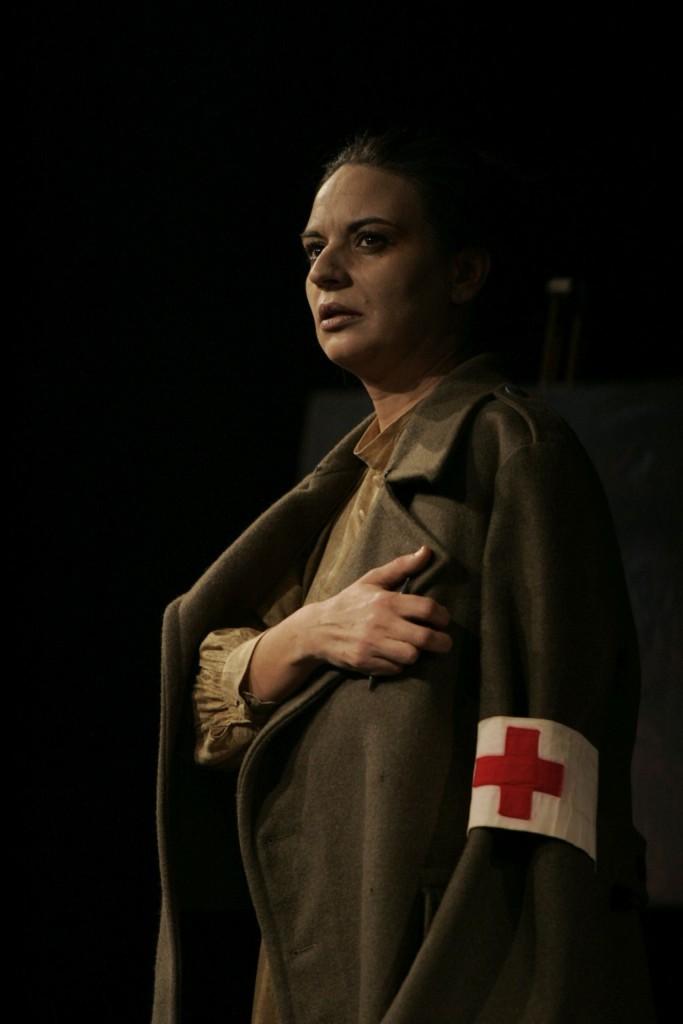 Biljana Djurovic Nadezda Petrovic monodrama