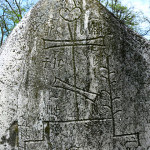 Detalj spomenika despotu Stefanu u Crkvinama, foto© Neda Kovačević