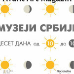 Tema broja 028: Muzeji Srbije 10do10