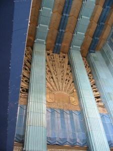 Ulaz, Eastern Columbia Building, Los Anđeles, 1930.