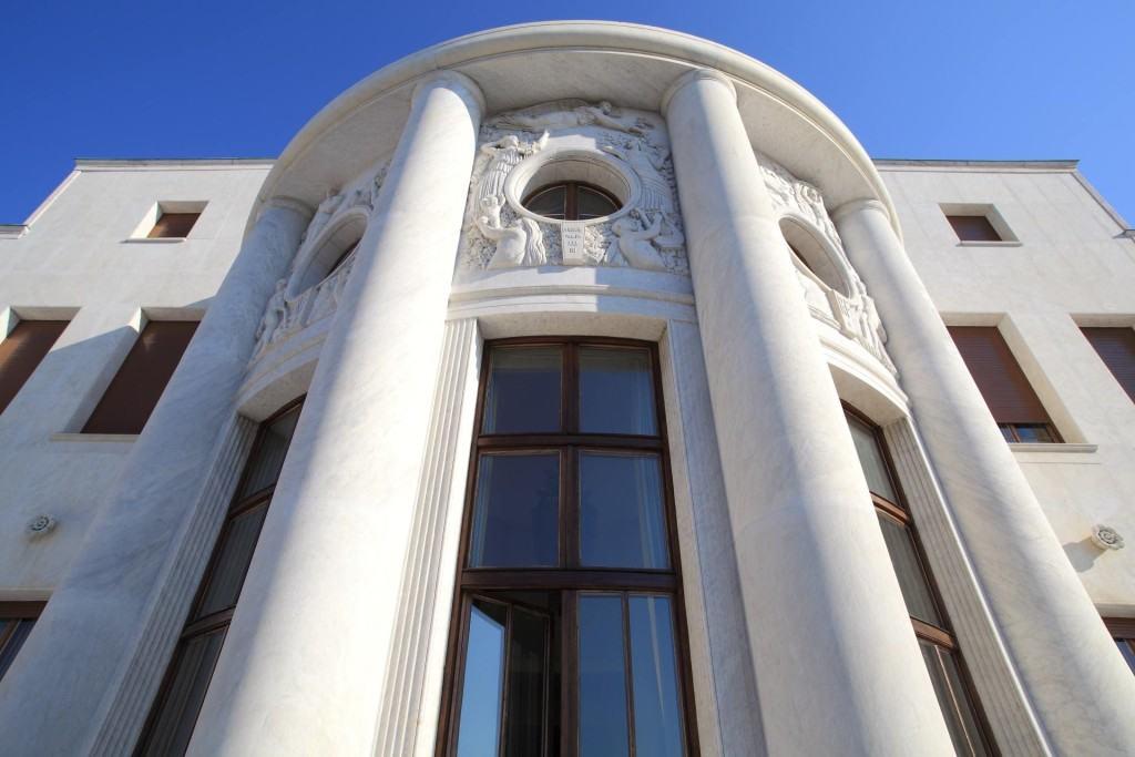 Ambasada Republike Francuske, Francusko poslanstvo, Beograd, foto: Dragan Bosnić