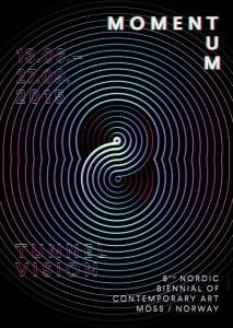 Poster, Bijenale MOmentum