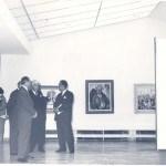 Otvaranje Spomen zbirke Pavla Beljanskog 1961, foto SZPB