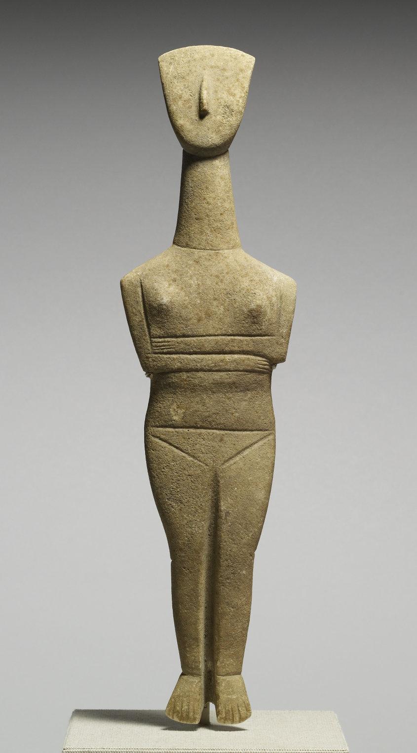 figura sa Kiklada