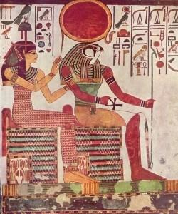Imentet i Ra, Egipat, Grobnica Nefertari oko 1235. god p. n. e.