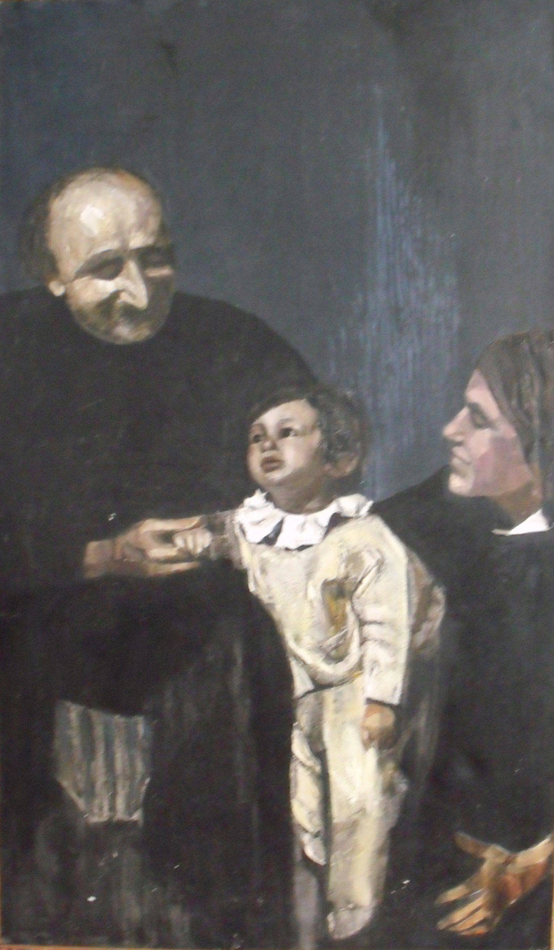Vera Božičković Popović, Porodica, 1966.
