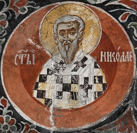 Sveti Nikola, Pećka patrijaršija