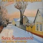 Tema broja 037: SAVA ŠUMANOVIĆ
