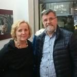 GOZBA u PARIZU, Tamara Ognjevic i Veran Matic