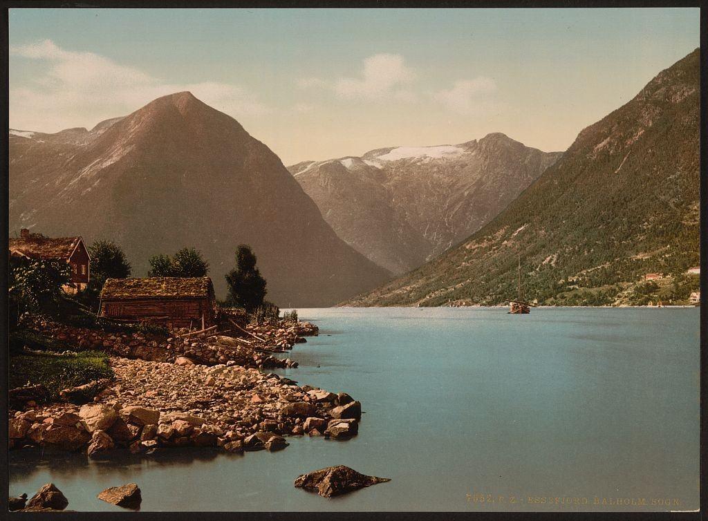 Norveška, Sognefjord