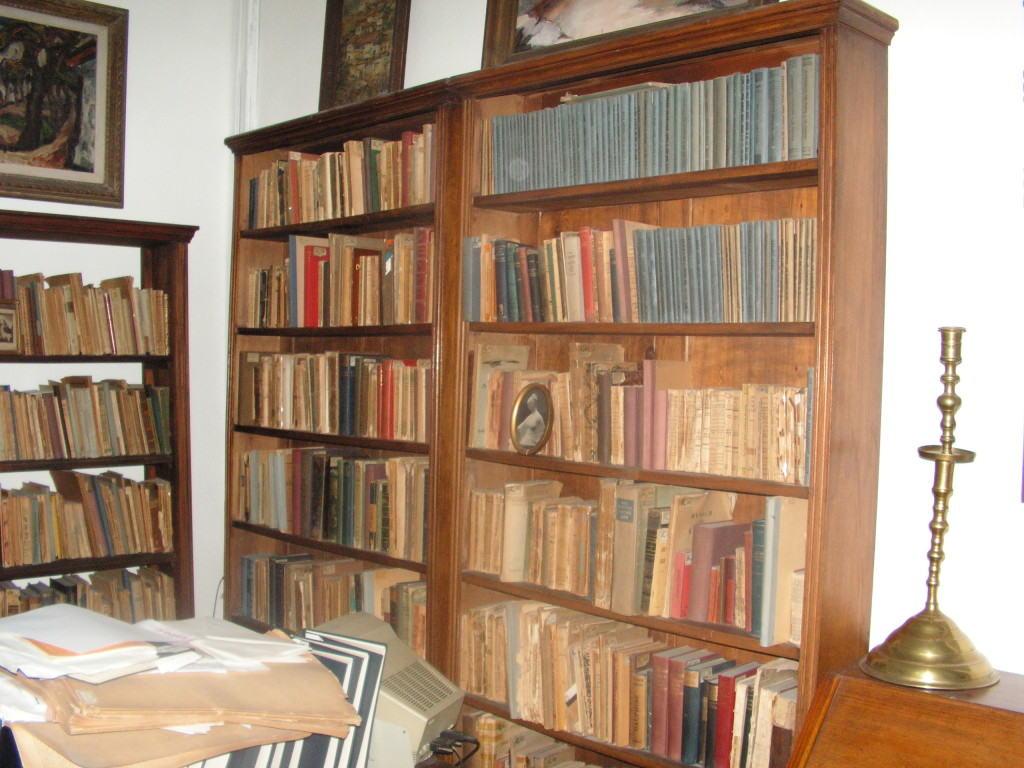 biblioteka ISidore SEkulić, Univerzitetska biblioteka