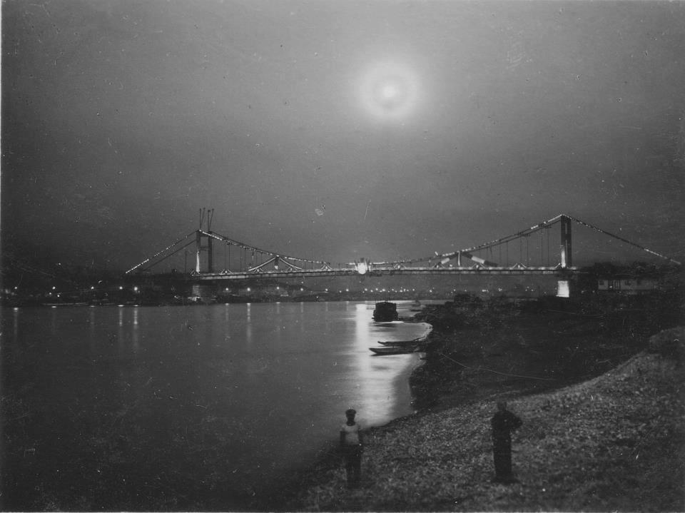 Most kralja Aleksandra Beograd, 1934, Isidora, Sekulic