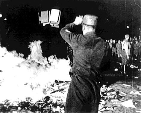 spaljivanje knjiga, Berlin 1933