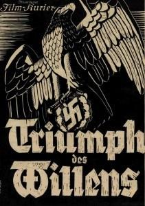 Leni Rifenštal, Trijumf volje, propagandni poster