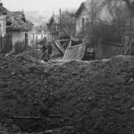 Sitnička ulica, bombardovanje 6. aprila 1941.