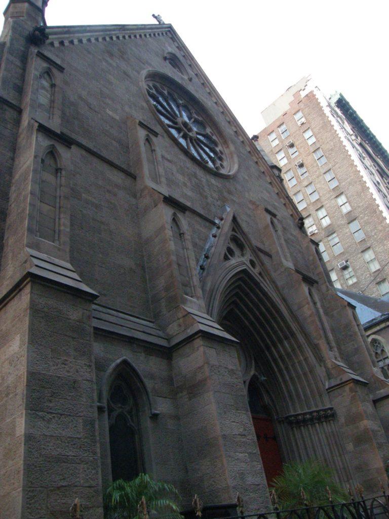 Saborni hram Svetog Save u Njujorku