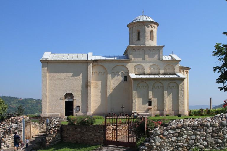 Crkva svetog Ahilija u Arilju, foto Dragan Bosnić, za Blago Srbije, via Artis Centar