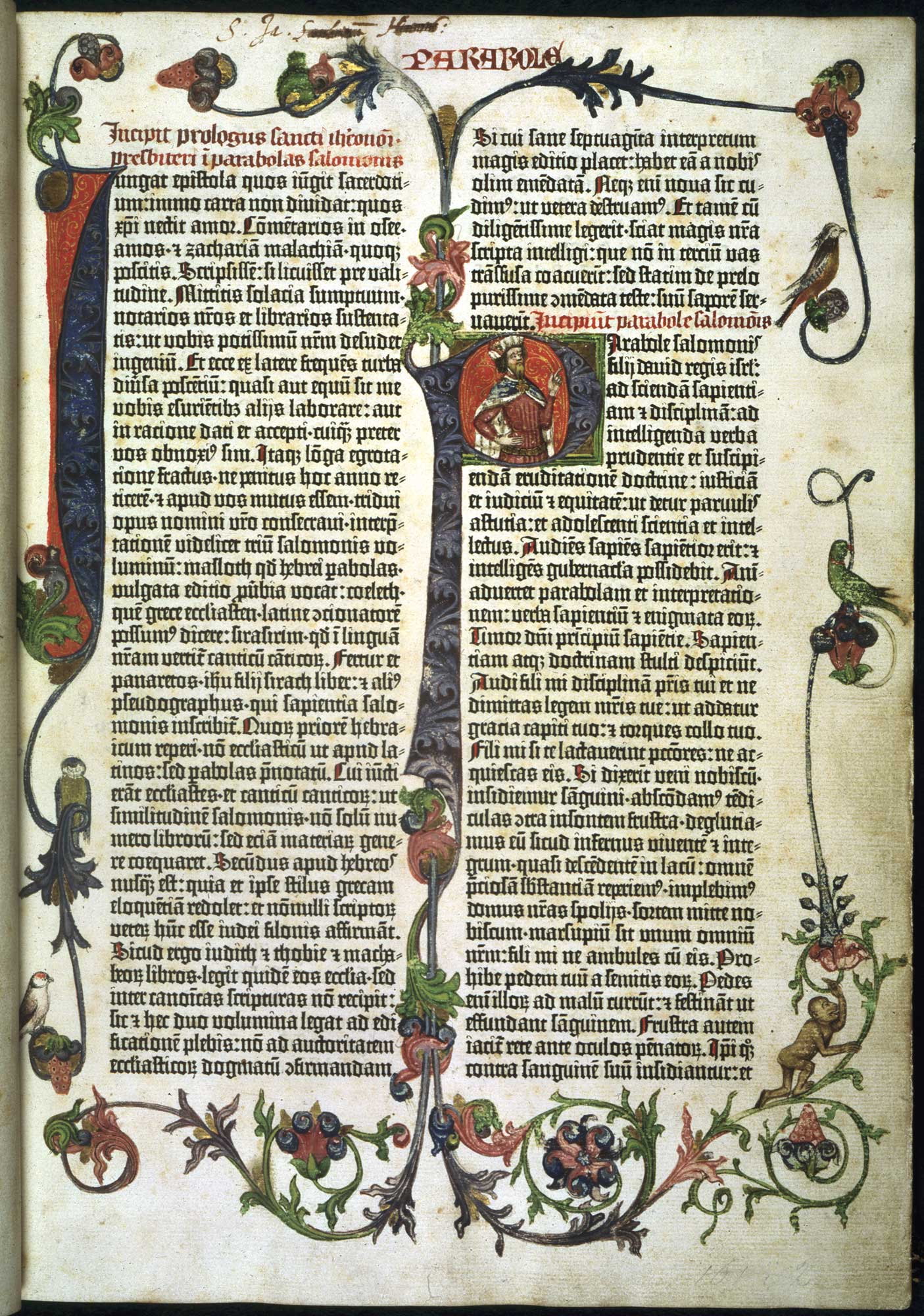 Gutenberg, Biblija, Majnc