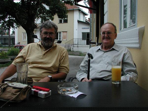 Milan Pajević i Dobrilo Nenadić