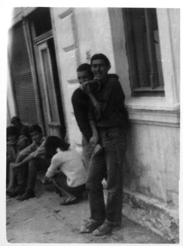 Arilje, šezdesete, foto arhiva Brankica Stanimirović