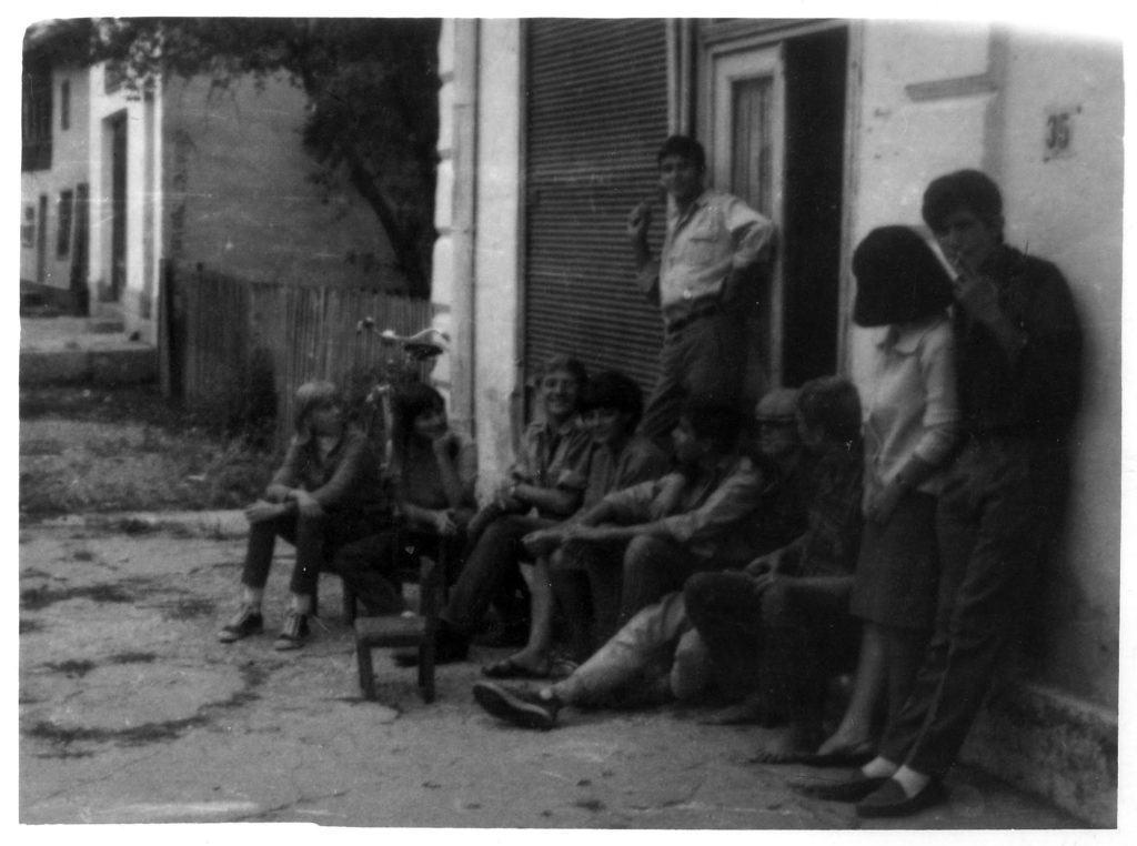 Arilje, sezdesete, foto arhiva Brankica Stanimirović