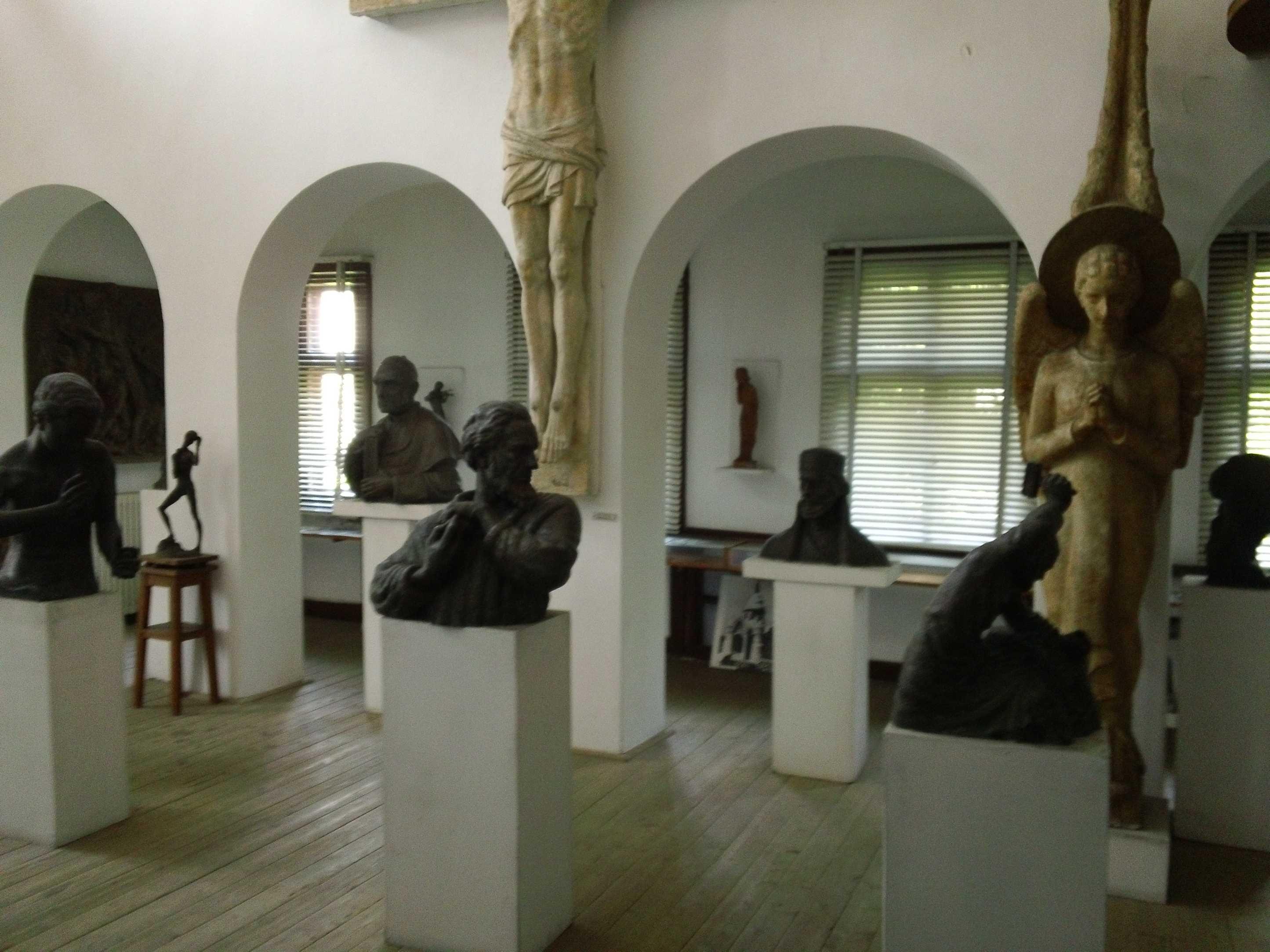 Muzej Tome Rosandića, Beograd, foto: L. Barna