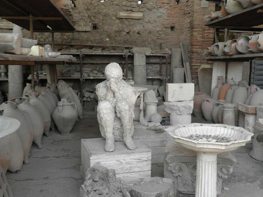 Pompeja, Italija, foto P. Tišma