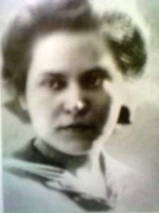 Zora Petrović 1914.