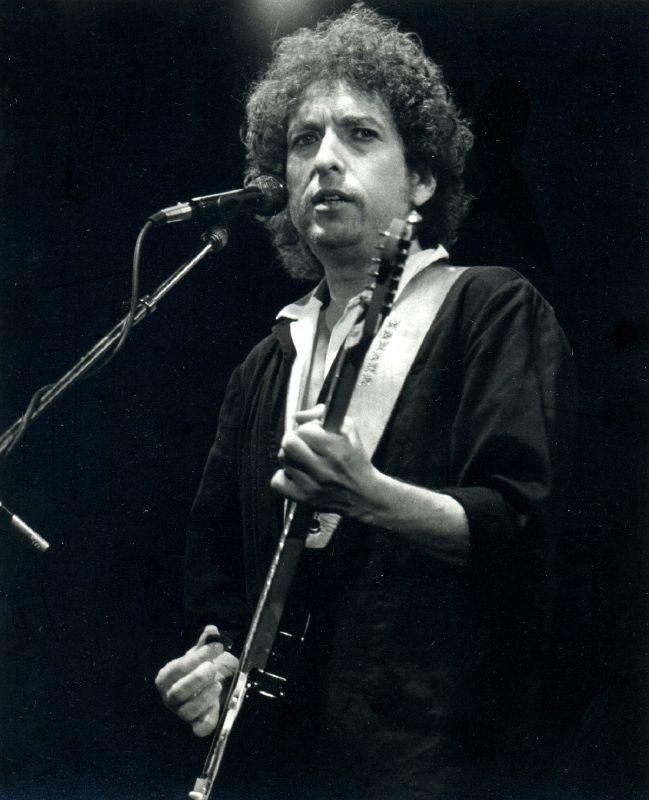 Bob Dilan (Bob Dylan), foto: Xavier Bdosa/CC BY 2.0