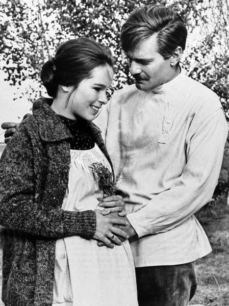Džeraldina Čaplin i Omar ŠArif u filmu Doktor Živago, 1965, via WIkimedia Commons