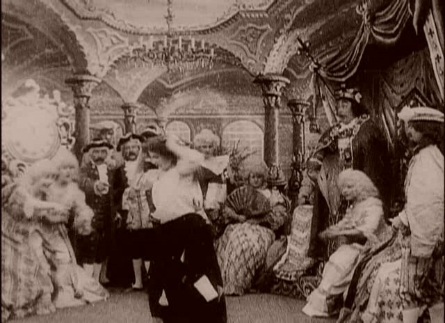 Pepeljuga, 1899, reditelj Žorž Melije