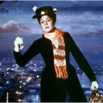 Meri Popins, 1964, (Mary Poppins, Walt Disney Pictures)