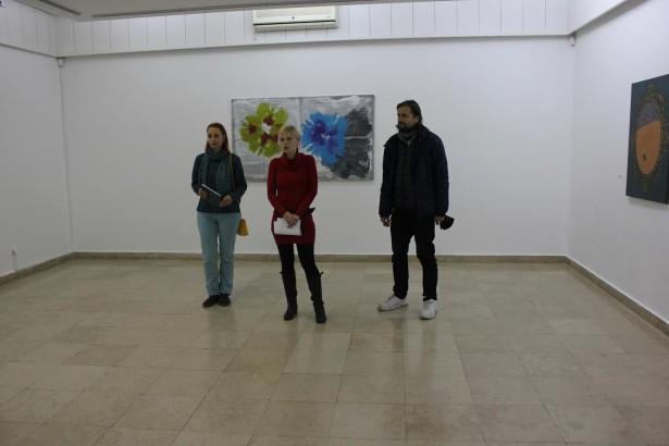 Milica Crnobrnja Vukadinović, Sunčica Lambić Fenjčev i Jamesdin