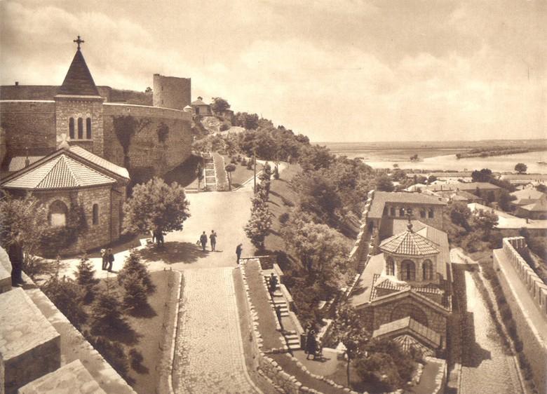 Beogradska tvrđava, Sveta Petka i Ružica
