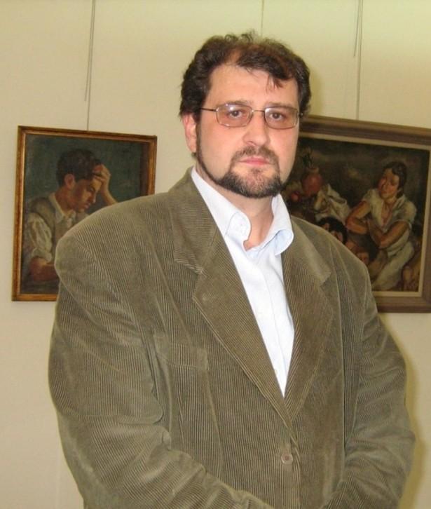 Vladimir Krivošejev, direktor Narodnog muzeja Valjevo