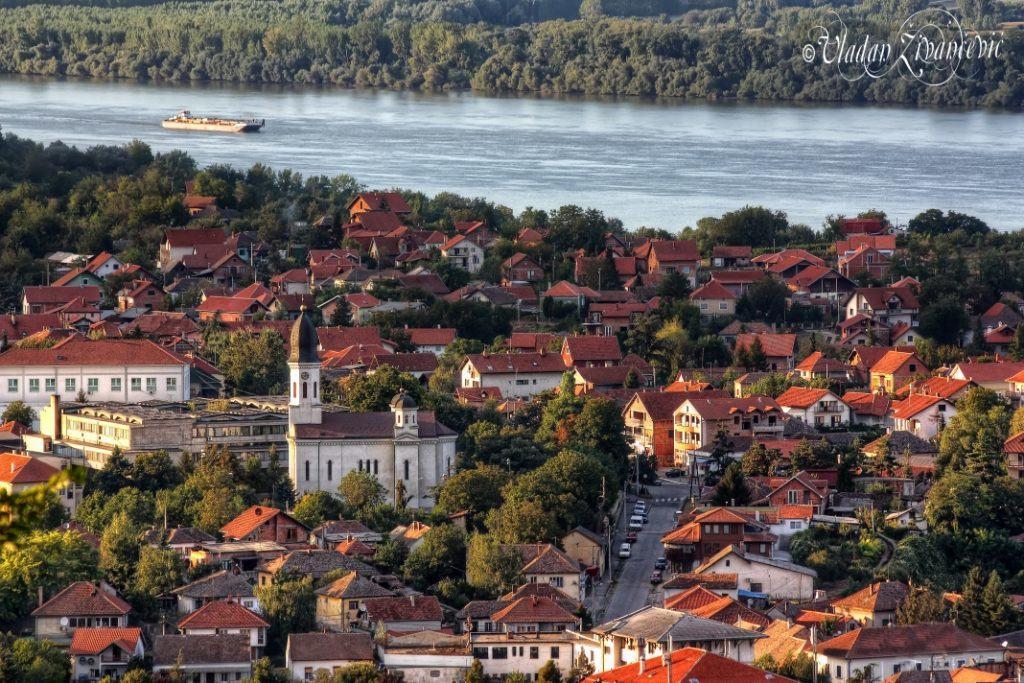 Vladan Živancevic, Grocka, panorama