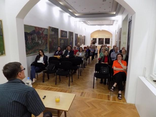 Gradski muzej Vrbas, predavanja tokom muzejske manifestacije 2016.