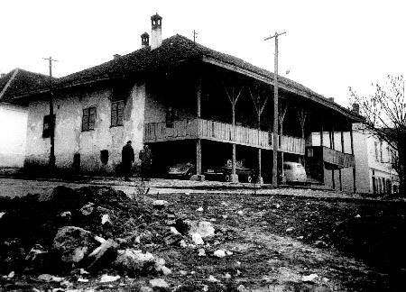 Stari han u Sopotu, Foto: Zavod za spomenike kulture grada Beograda