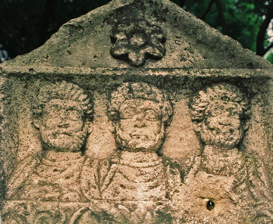 stela, rimska cesma sopot