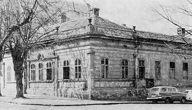 POrodična kuća Ernsta Gajzlera, u kojoj se nalazila Opservatorija