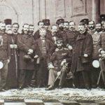 Srpska delegacija sa knezom Mihailom u Carigradu