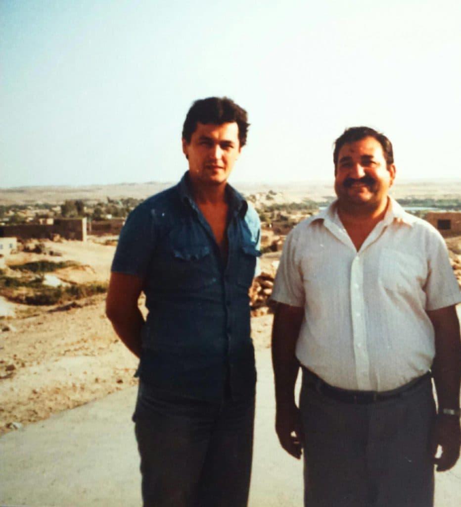 Irak 1983, Milan Pajević