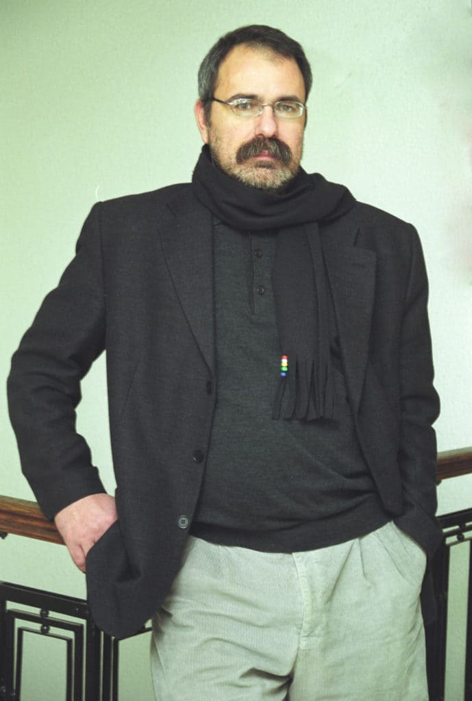 Mihajlo Pantić, iz fotodokumentacije Arhipelaga