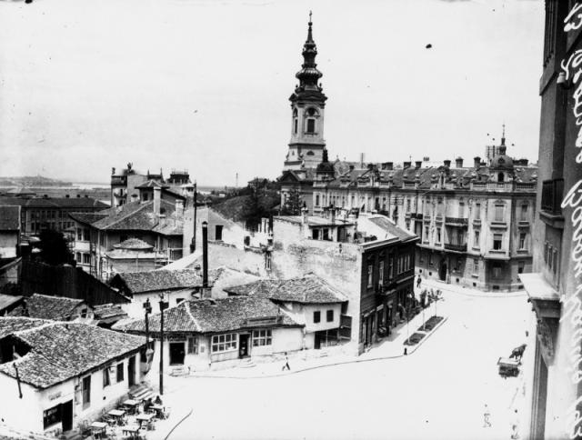 Saborna crkva i Varoš kapija