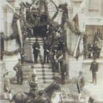 Venčanje kralja Aleksandra Obrenovića i Drage Mašin, Saborna crkva