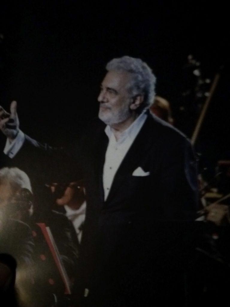 Plasido Domingo, Veliki mag! - Arena, Verona, Festival opere, 2017. foto: M. Pajević