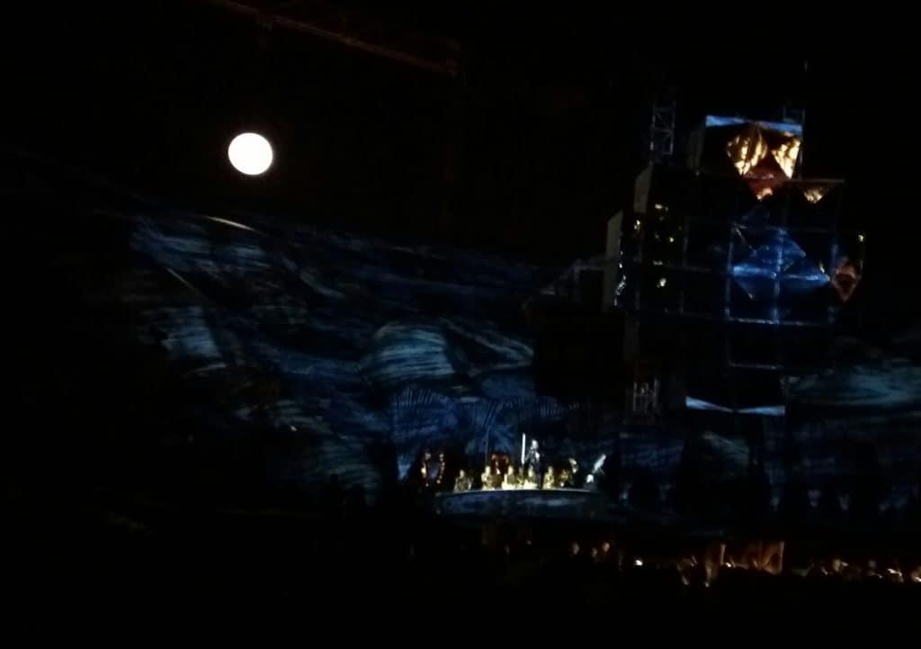 Aida, Verona 2017, foto: M. Pajević