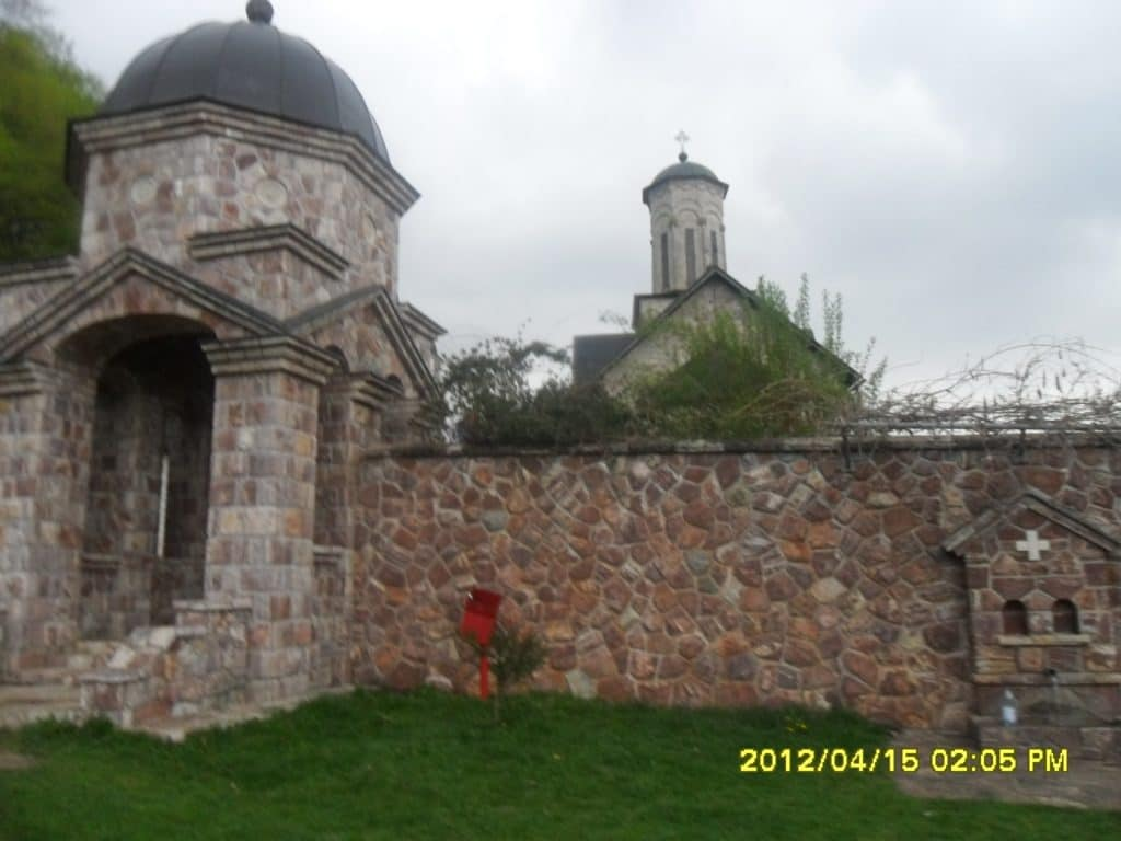 Manastir Liplje, FOto Laura Barna