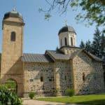 Manastir Ozren sa crkvom Svetog NIkole, Foto L. Barna