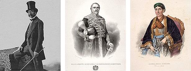Anastas Jovanović, portreti, foto: UNS Press Centar